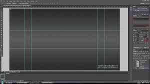 youtube channel layout 2015 youtube banner layout business plan template