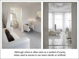 meaning of white feng shui psychology of white