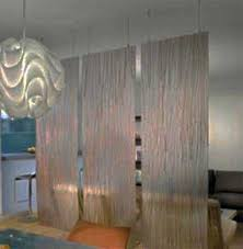 curtain room dividers a comfortable and lightweight option with