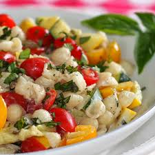 summer pasta salad with boursin simply sated