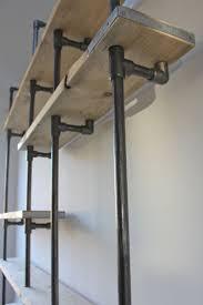wandregal pipe 13 besten ladeneinrichtung industrial style regale bilder auf