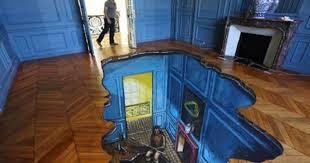 3d bathroom flooring incredible 3d tiles turn kitchen and bathroom floors into works of