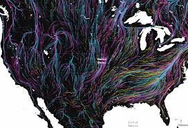 North America Climate Map by These Amazing Maps Show How Wildlife Will Migrate To Survive