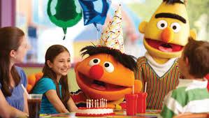 Ernie Bert Halloween Costumes Meet Sesame Street Friends Sesame Place