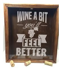 best 25 wine cork shadow box ideas on pinterest wine gifts