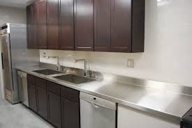 Cool Kitchen Countertops Stainless Steel Kitchen Countertops Countertop Kitchen Design