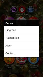 christmas ringtones free android apps google play