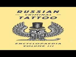 russian criminal tattoo encyclopaedia volume iii pdf youtube