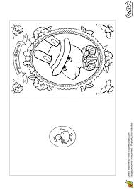 coloriage d u0027une carte de pâques à imprimer et à colorier