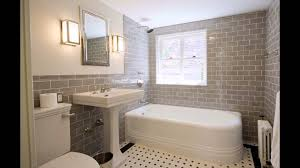 modern subway tile bathroom designs home design