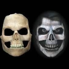 Skeleton Mask Skull Foam Latex Prosthetic Mostlydead Com