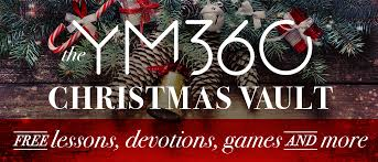 the youthministry360 christmas vault youthministry360