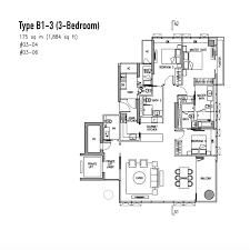 One Shenton Floor Plan 28 One Shenton Floor Plan One Shenton Tower 2 4 Bedroom Sky