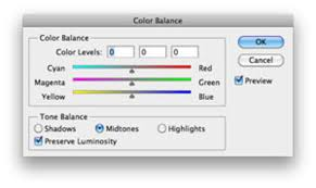 basics of photoshop color correction touch ups and enhancements