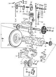 172 cid cyl head parts diagram yesterday u0027s tractors