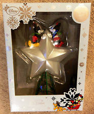 minnie mouse tree topper ebay