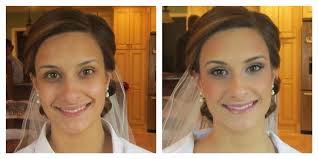 makeup artist in nj before after central nj makeup artists deeva beauty