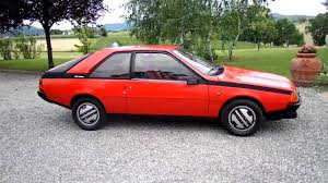1986 renault alliance sam 0904 renault fuego 2 0 gtx 110 cv 1980 asi originale 2 youtube