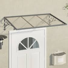 Palram Awning Palram Venus 1ft 2in H X 4ft 5in W X 2ft 11in D 1350 Awning