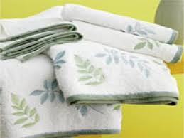 Where To Hang Towels In Small Bathroom A Basic Guide To Bath Towels Hgtv