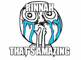 So Cute Meme - meme maker rinnah thats amazing
