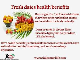 health benefits of dates are uncountable as this fruit is