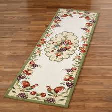 Rooster Runner Rug Sonoma Hooked Rooster Rug Runners