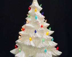 porcelain christmas tree with lights porcelain christmas tree with lights christmas decor inspirations