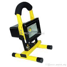 10w rechargeable flood light best portable floodlight led 10w rechargeable emergency light