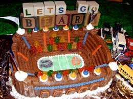 super bowl cake is a winner even if the bears aren u0027t