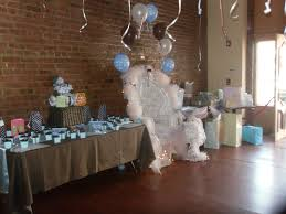 Decorated Baby Shower Chair Baby Shower