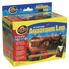 zoo med floating aquarium logs