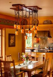 Chandeliers Craftsman Style 237 Best Craftsman Dining Rooms Images On Pinterest Craftsman