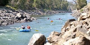 yellowstone whitewater rafting rafting
