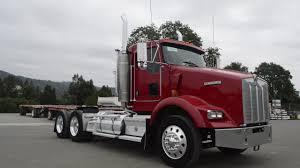 2007 kenworth day cab t800 charter trucks u10646 youtube
