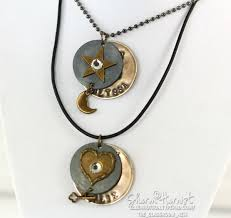 Custom Stamped Jewelry Custom Stamped Metal Jewelry By Sharon Harnist The Classroom