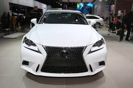 lexus sport is 2014 lexus is launched at detroit u2013 automiddleeast com