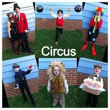 Halloween Costumes Circus Theme 25 Circus Family Costume Ideas Circus Costume