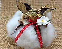 okra ornament okra pod made in the