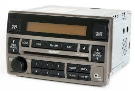 nissan altima 2016 ds nissan 2005 2006 altima am fm 6 disc cd tan bose radio w aux input