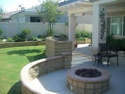 Backyard Cement Patio Ideas Patio Ideas Small Backyard Concrete Patio Designs Small Wood