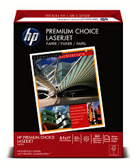 office depot resume paper hp premium choice laser paper smooth 8 12 x 11 32 lb ream of 500 feature list
