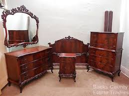 elegant antique mahogany bedroom furniture mahogany bedroom