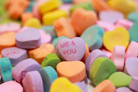 valentines hearts candy what will your heart candy say this year playbuzz