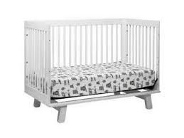 Hudson 3 In 1 Convertible Crib With Toddler Rail New Babyletto Hudson 3 In 1 Convertible Crib With Toddler Rail