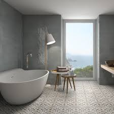 Bathroom Tile Ideas Modern 59 Modern Grey Bathroom Tile Ideas Wartaku Net