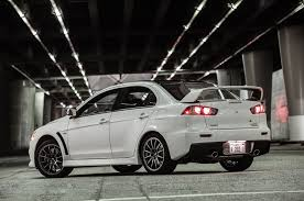 mitsubishi lancer evo 2018 buy the first 2015 mitsubishi lancer evolution final edition for