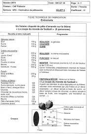 cuisine r馭駻ence hôtellerie restauration alimentation epreuve e22 le dossier fiche