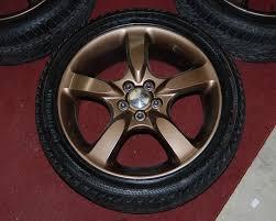 painting my wheels w duplicolor wheel coating bronze updated
