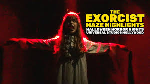 what time does halloween horror nights hours the exorcist maze highlights at halloween horror nights 2016